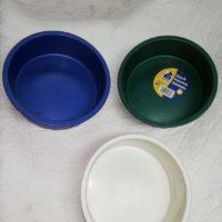Plato plástico grande alta resistencia