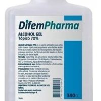 Alcohol Gel Difempharma