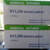 Sutura Nylon x12