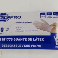 GUANTES DE LATEX VIRUTEX PRO Talla M