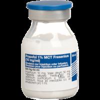 PROPOFOL 1 %  100 ml