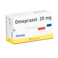 OMEPRAZOL  20 MG  x  30 cápsulas